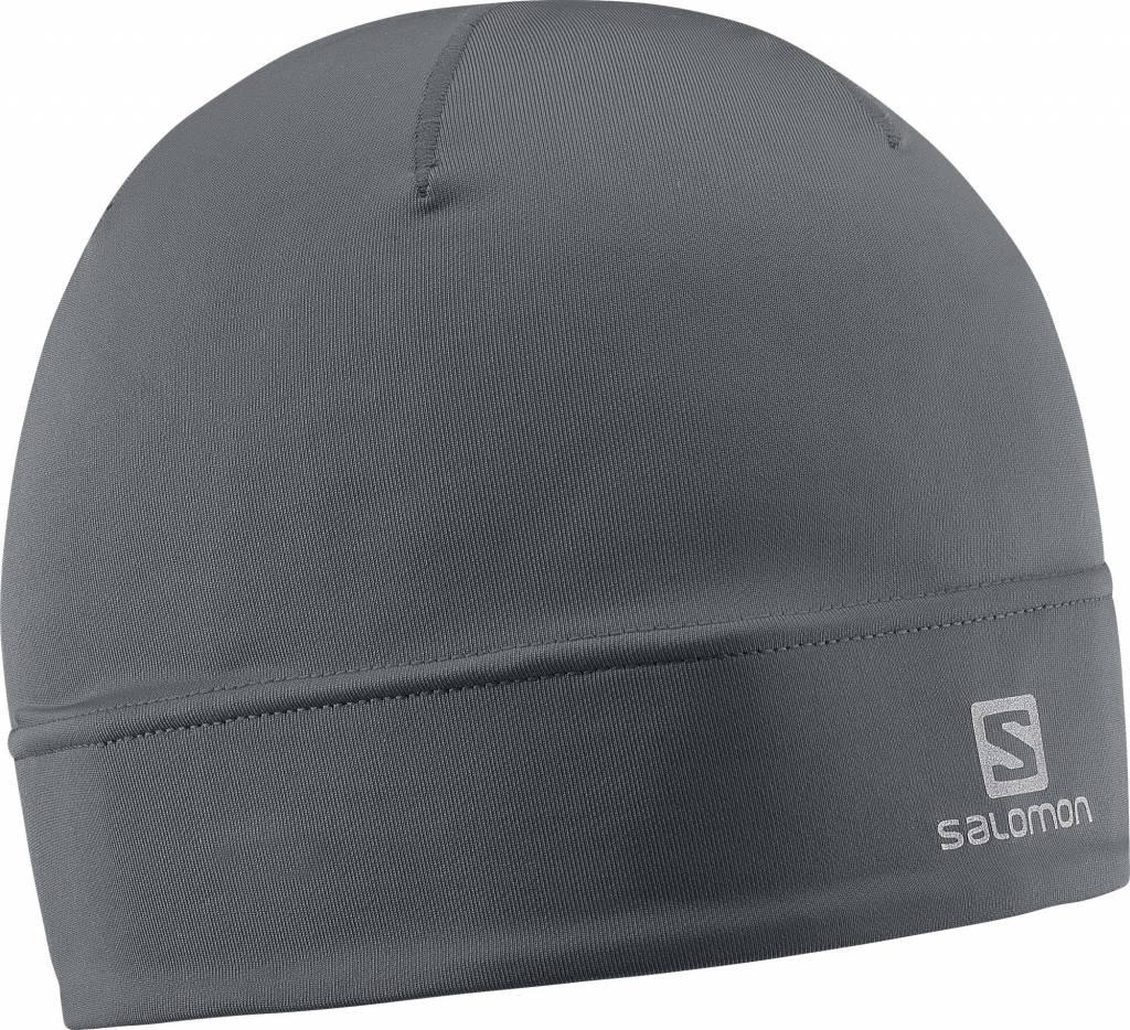 Salomon Active Beanie T Galet Grey