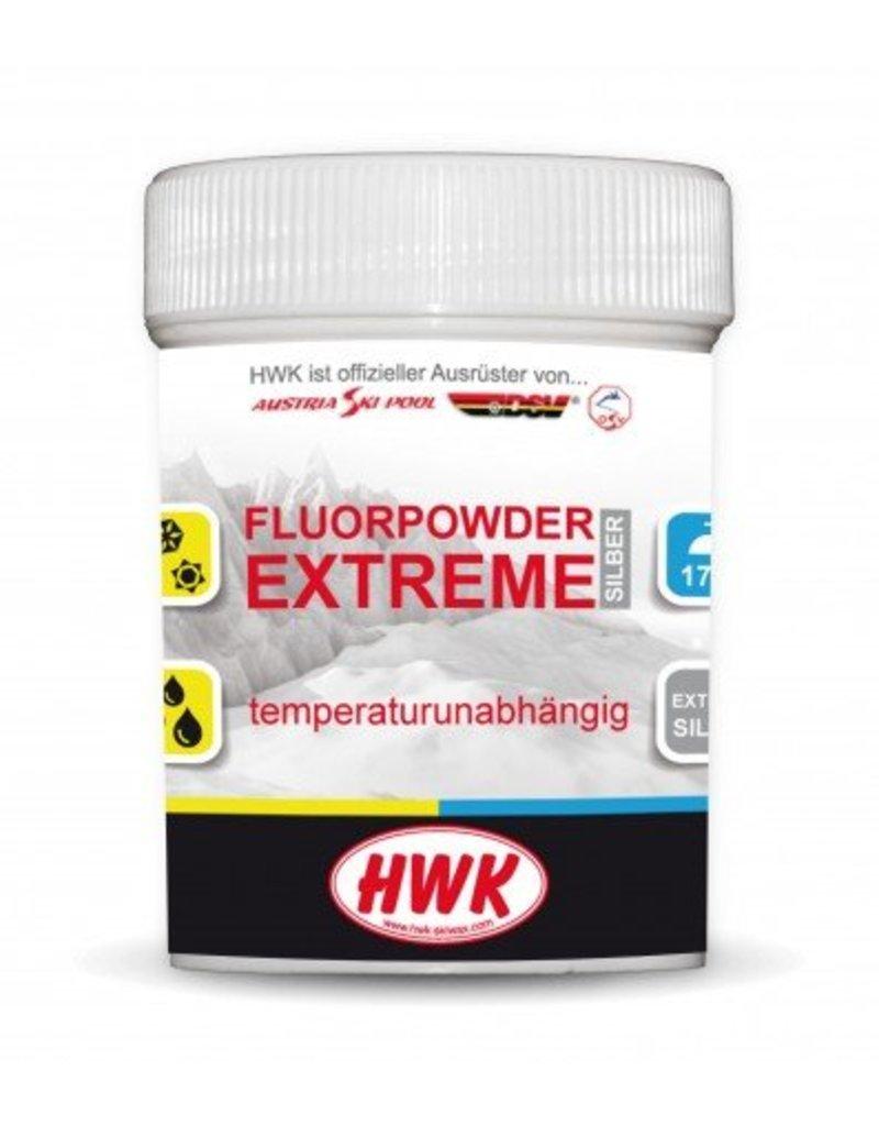 HWK Fluor Powder Extreme Silver 30g