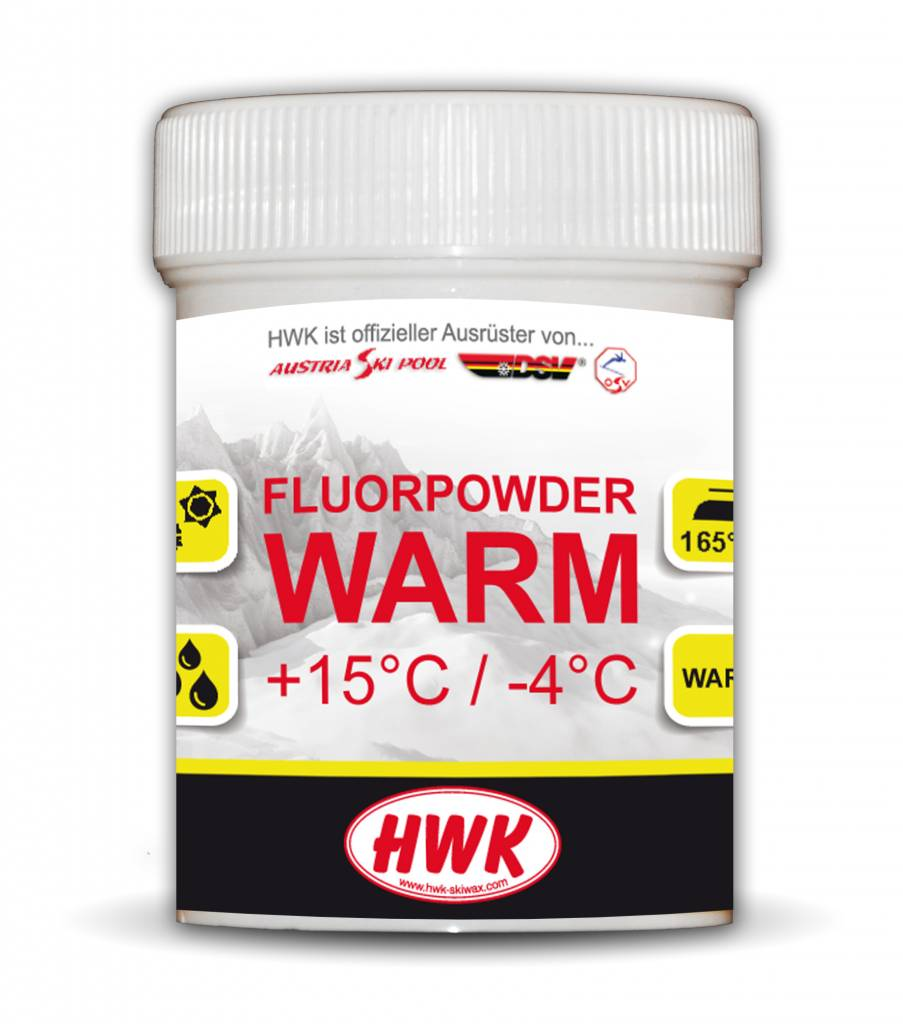 HWK Fluor Powder Warm 30g