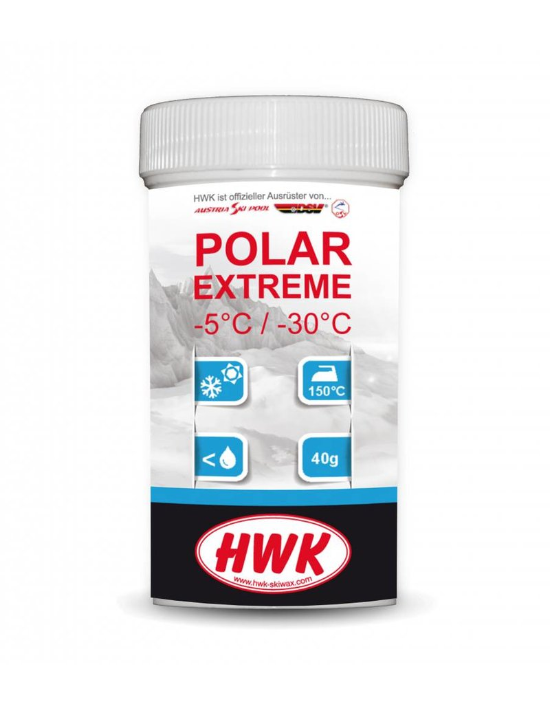 HWK Polar Extreme Cold Powder 40g