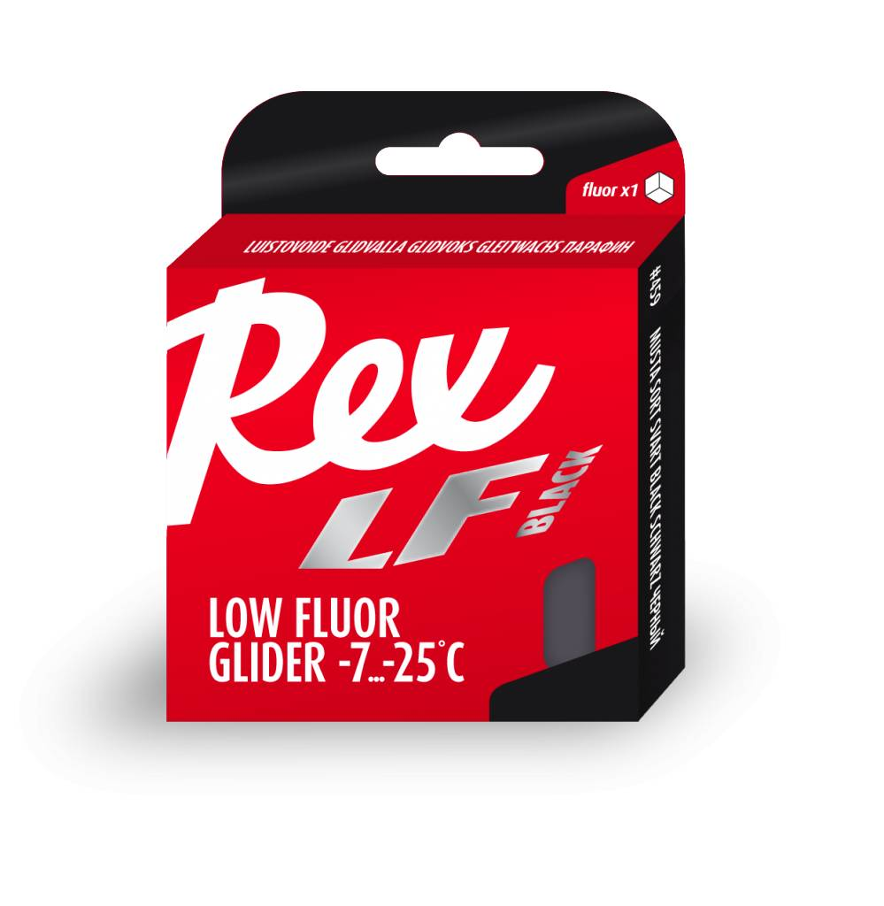 Rex LF Glider Black 86g