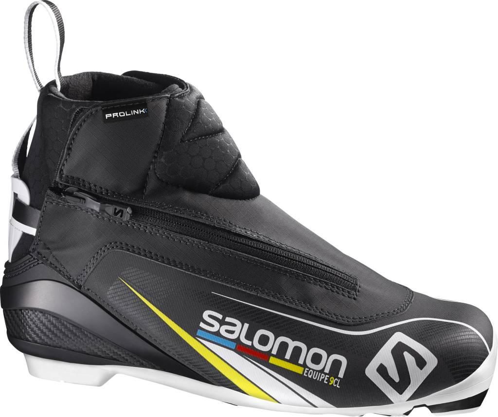 Salomon Equipe 9 Classic Prolink Boots Pioneer Midwest