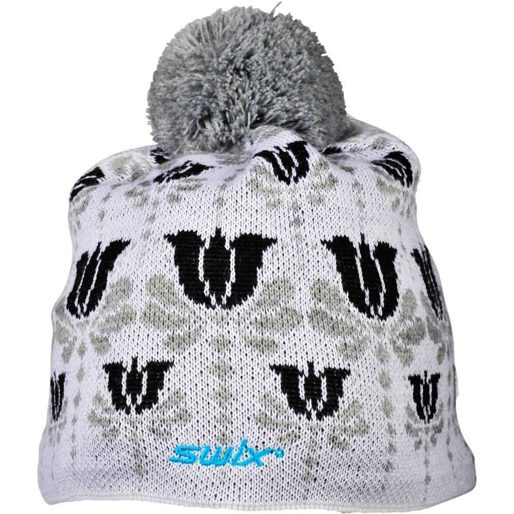 Swix Swix Evelyn Hat White/Black