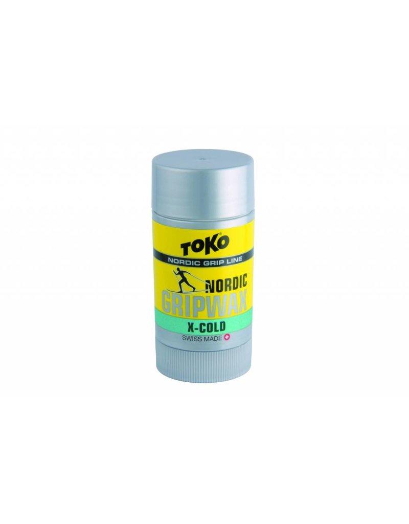 Toko Toko Grip Wax X-Cold 25g