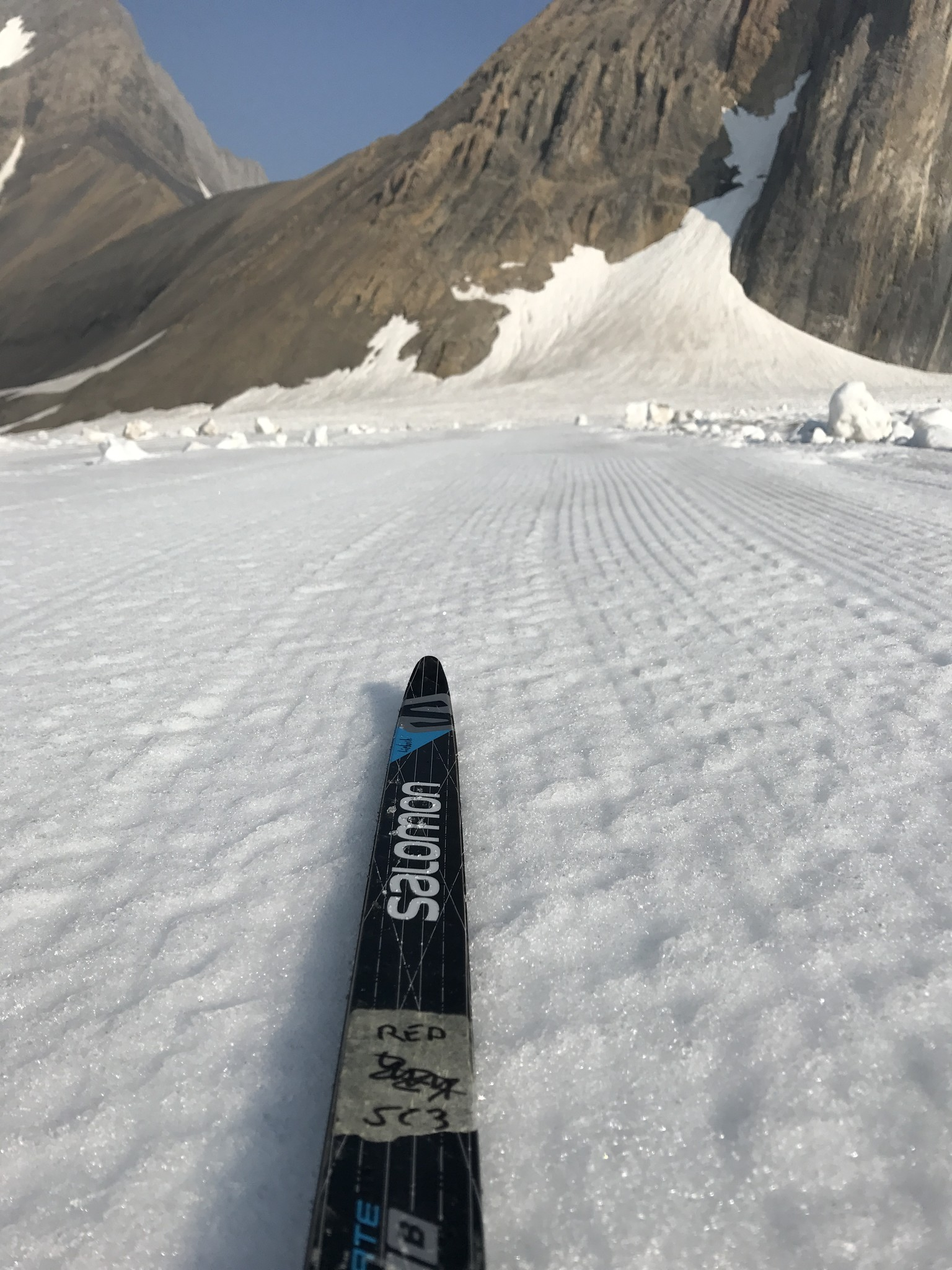Salomonatomic ski picking recap pioneer midwest slab classic blue cold i tried this ski for the first time in november of 2015 isaac wilson nordic commercial manager and good friend took me aside sciox Images