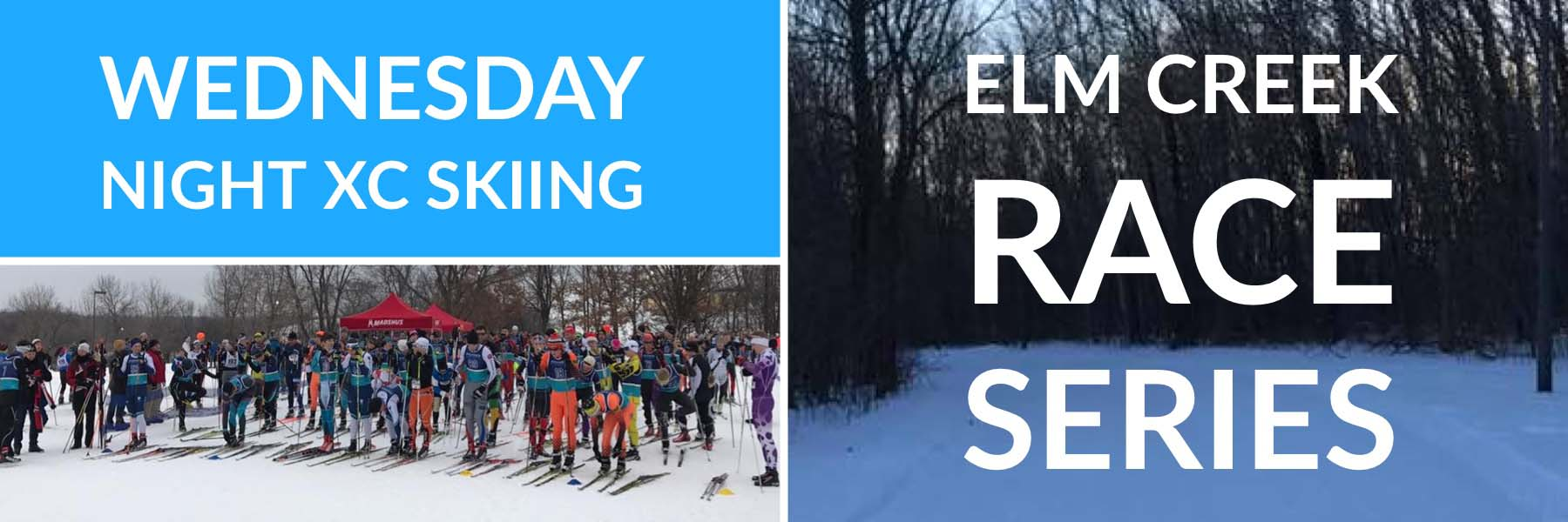 Elm Creek Ski Race Series '17-'18