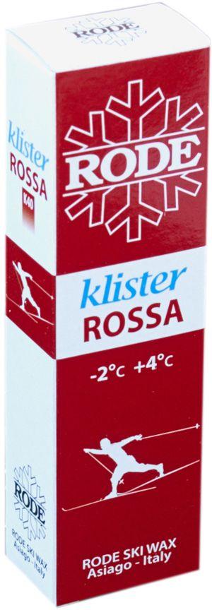 Rode Rode Rossa Klister 60g
