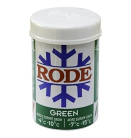 Rode Rode Green Kick Wax