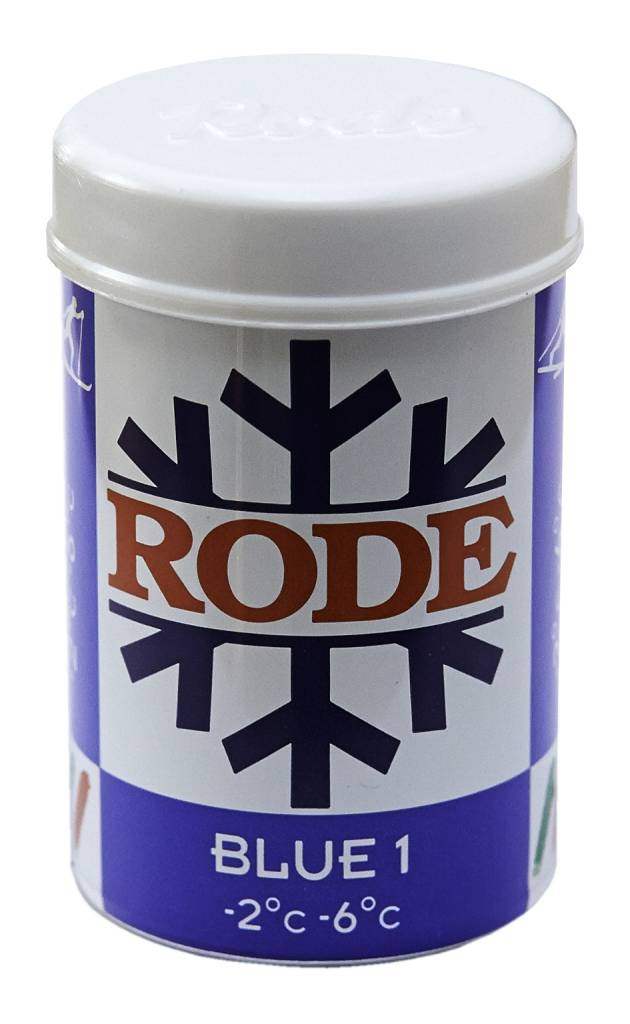 Rode Rode Blue 1 Kick Wax