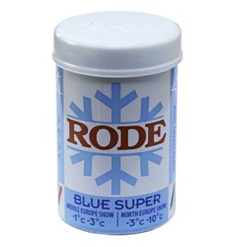Rode Rode Blue Super Kick Wax