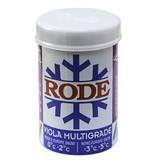 Rode Rode Viola Multigrade Kick Wax
