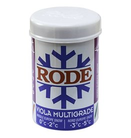 Rode Rode Viola Multigrade Kick Wax