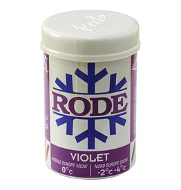 Rode Rode Violet Kick Wax