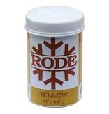 Rode Rode Yellow Kick Wax