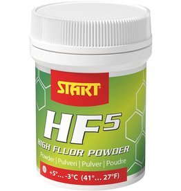Start Start Fluor Powder HF5 Red 30g