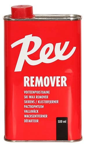 Rex Rex Wax Remover 500ml