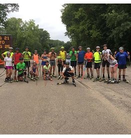 Rollerskiing 101 Clinic: 5/14/18, 6:30pm at Elm Creek Swimming Pond