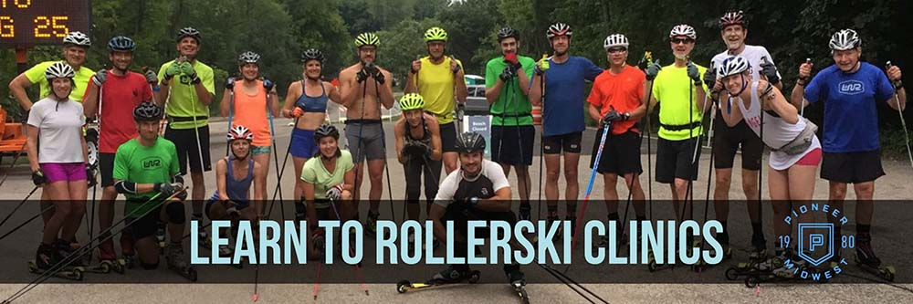 Learn To Rollerski Clinics