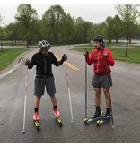 Rollerskiing 101 clinic: 5/24/18, 6:30pm at Elm Creek Swimming Pond