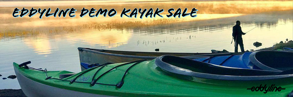 Eddyline Demo Kayak Sale
