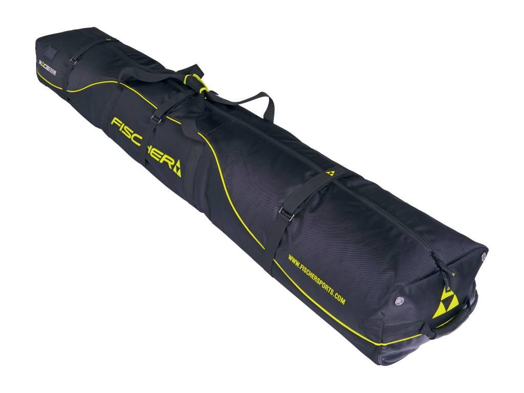 Fischer Xc Ski Bag Performance 10 Pair W Wheels