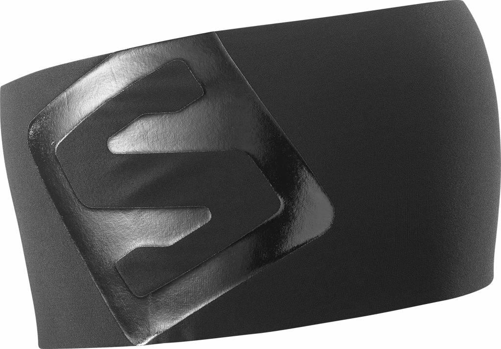 Salomon Salomon RS Pro Headband Black/Shiny Black