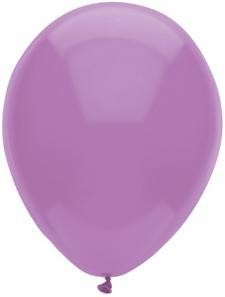 "11"" Luscious Lavendar Partymate Balloons (15)"