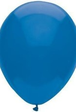 "11"" Midnight Blue Partymate Balloons (100)"