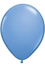 "11"" Periwinkle Qualatex Latex Balloon 1 Dozen Flat"
