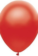 """11"""" Satin Red Partymate Balloons (100)"""