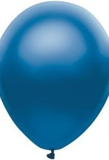 "11"" Satin Royal Blue Partymate Balloons (100)"