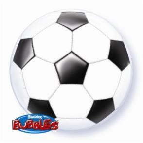 Soccer Ball Bubble Balloon