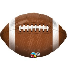 "Football 18"" Mylar Balloon"