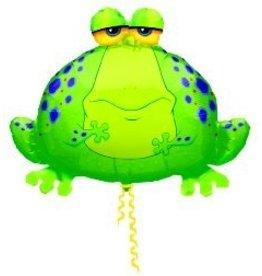 Big Bullfrog SuperShape Mylar Balloon