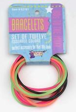80's 12 Piece Bracelet Set