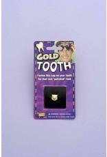 Bad Biker Gold Tooth Cap