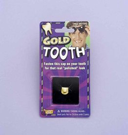 Bad Biker Gold Tooth Cap