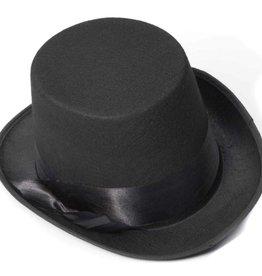 Black Bell Topper Hat