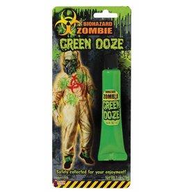 Biohazard Zombie Green Ooze