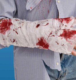 Bloody Bandage Arm