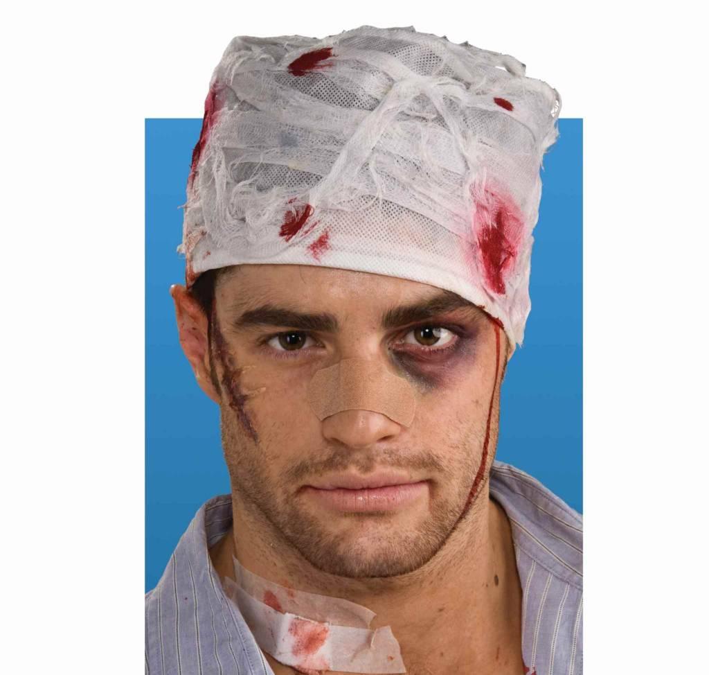 Bloody Bandage Head