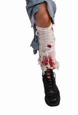 Bloody Bandage Leg