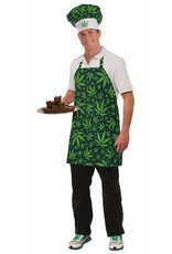 Cannabis Hat and Apron