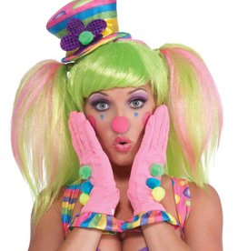 Circus Sweetie Ruffle Gloves