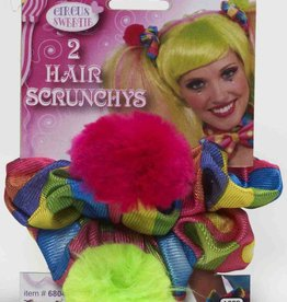 Circus Sweetie Scrunchy Set
