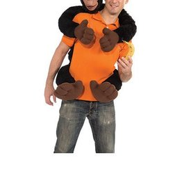 Men's Costume Monkey On My Back