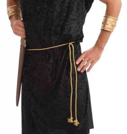 Men's Costume Black Tunic Standard
