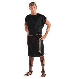 Men's Costume Black Tunic Standard