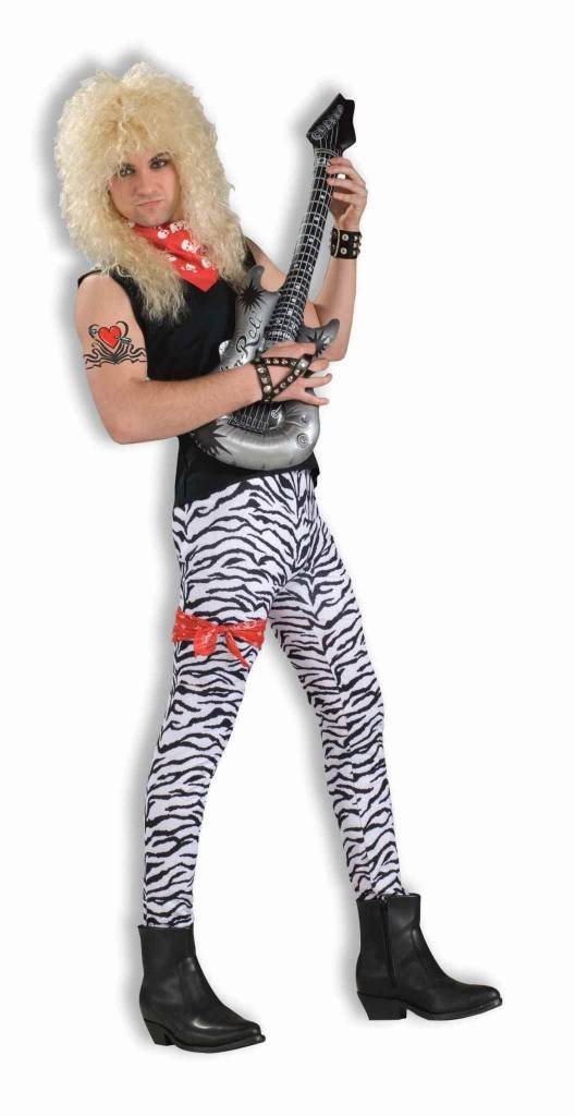 80s Zebra Pants