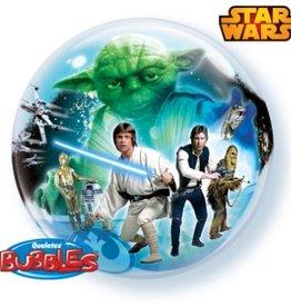 """Mylar Star Wars 22"""" Balloon"""